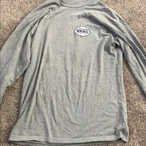 Men's vans shirt